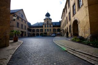 Bild: Impressionen vom Großen Schloss zu Blankenburg im Harz.