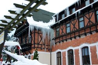 Bild: Alexisbad im Winter 2010/2011.