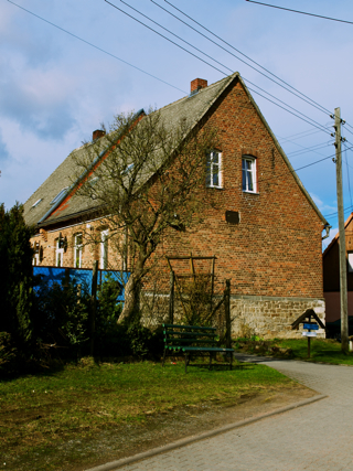 Bild: Der Garckenstift in Bräunrode im Landkreis Mansfeld-Südharz.
