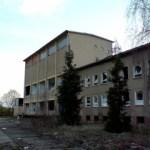 Bild: Die Industrieruine Großbäckerei Hettstedt. Aufnahme aus dem Jahr 2008.