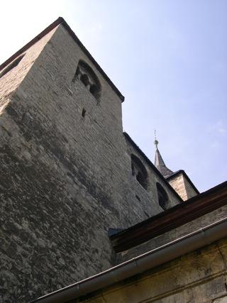 Bild: Impressionen von der Kirche St. Cyriacus zu Frose.