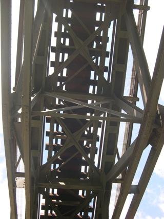 Bild: Der Wipperliese Viadukt oder Hasselbach Viadukt in Mansfeld.