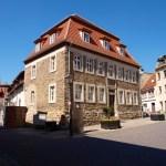 Bild: Eisleben - Die Alte Bergschule.