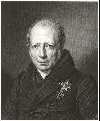 Bild: Wilhelm von Humboldt.
