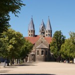 Bild: Die Kirche Unserer Lieben Frauen zu Halberstadt.