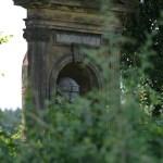 Bild: Auf dem Wiperti-Friedhof zu Quedlinburg.