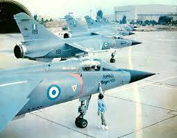 """Επικυρώνοντας το """"Μολών Λαβέ"""" στην άτρακτο του Mirage F-1CG..."""
