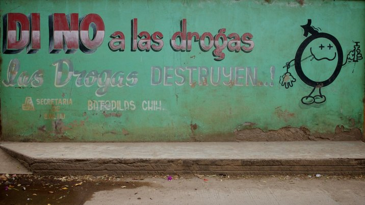 Mexico is trying very hard to quell the drug issue.