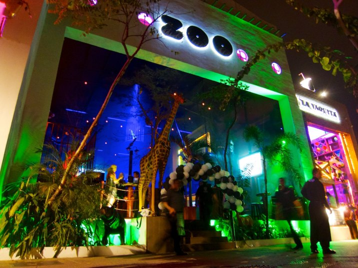 Dance clubs in Puerto Vallarta take their themes to a level on par with artistry and just shy of decadence.
