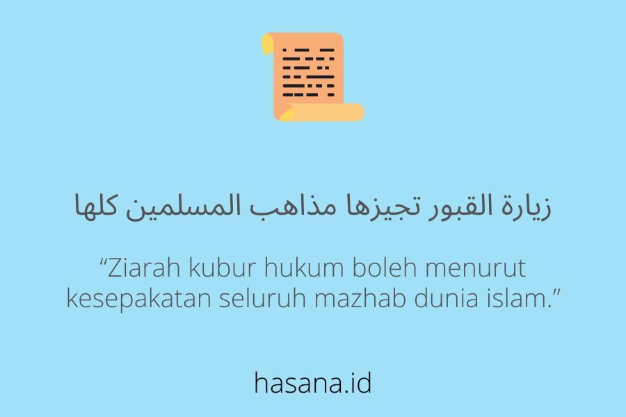 hukum ziarah