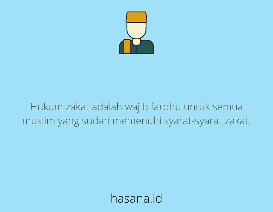 rukun islam ada lima yaitu