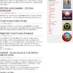 Wordpress eklentisi: WPtouch