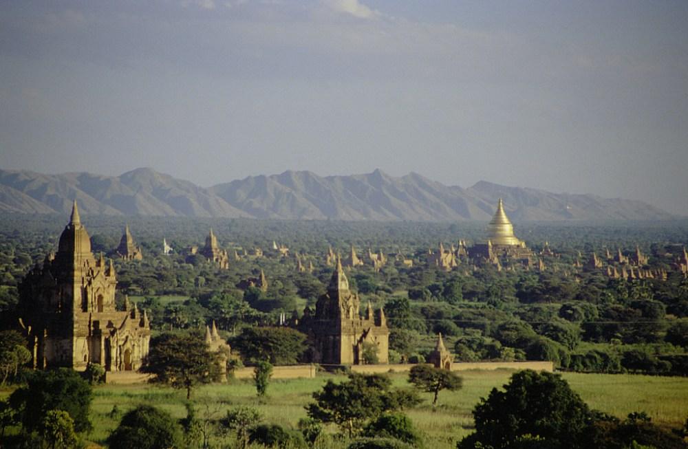 Bagan, Burma - alternatives to great sights