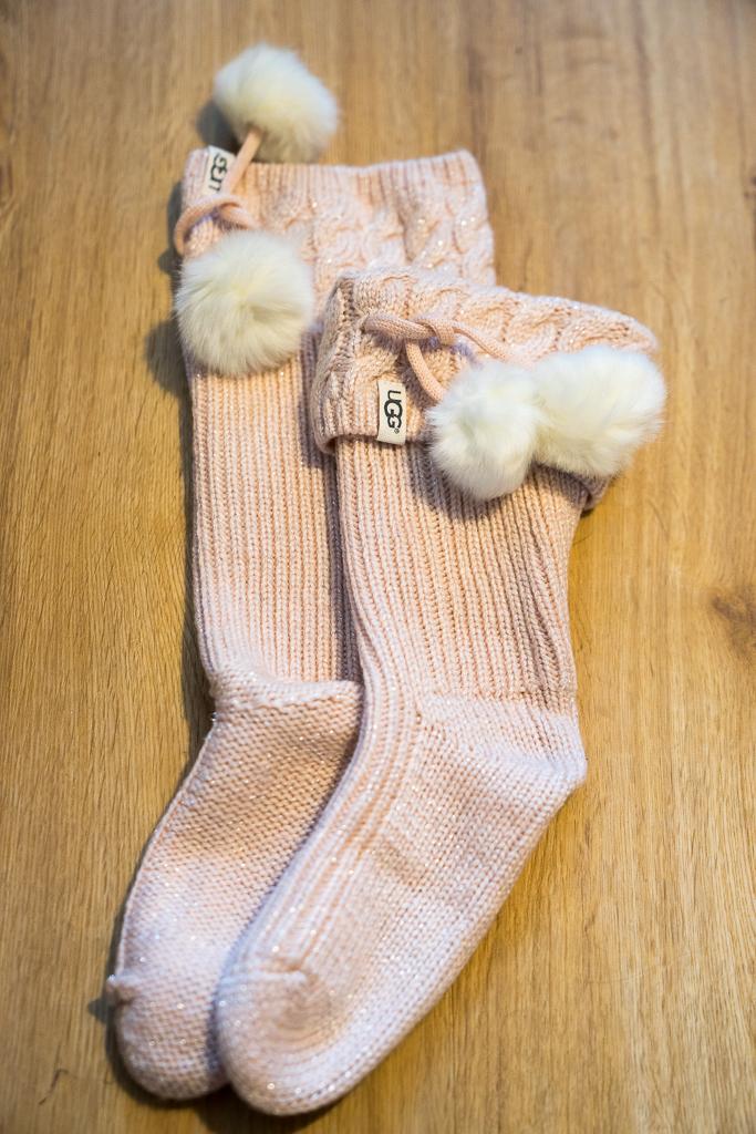 UGG Gummistiefel Socken