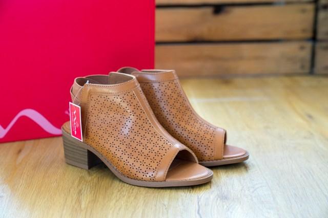 Schuhe Untergrößen Absatzsandalen