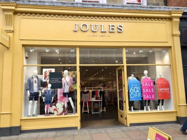 Joules Gummistiefel Shop Edinburgh