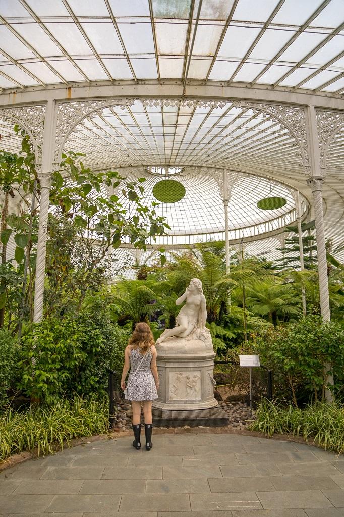 Schottland Glasgow Botanischer Garten