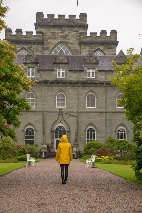 Schottland Highlands Inveraray Castle