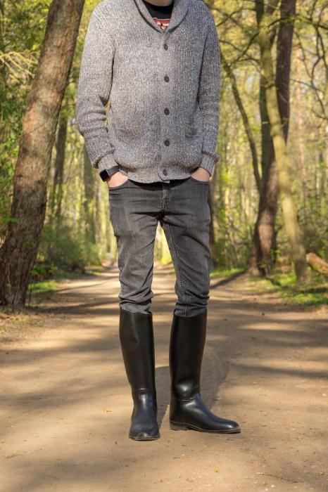 Aigle Start Gummireitstiefel Outfit Travemünde 1