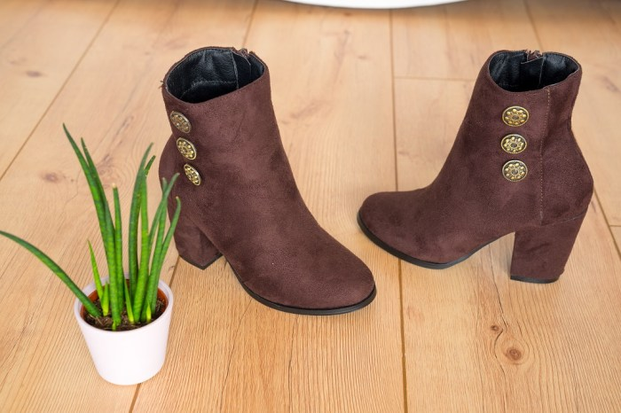 Andypola Boots Schuhe Untergrößen