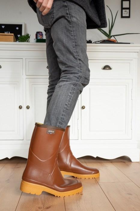 Aigle Bison Outfit Gummistiefel