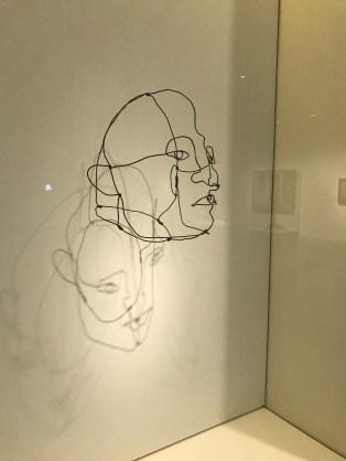 Masque by Alexander Calder