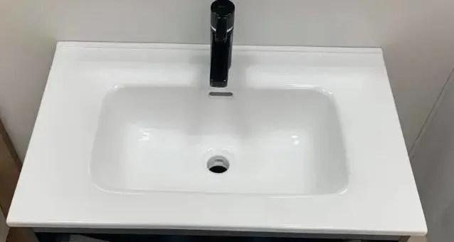 umywalka skappa 70 na zywo