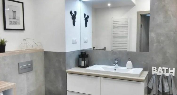Blog Hashi Beton W łazience Najpiękniejsze łazienki I