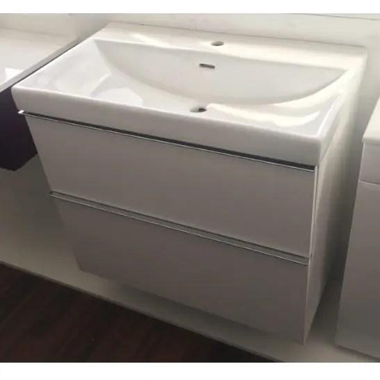 szafka look 80 z umywalką maxxi