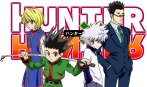 HashiPOP - Featured Post - HUNTERxHUNTER