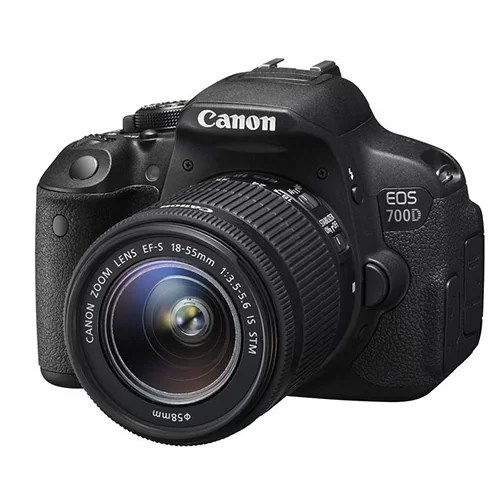 Image result for Canon 700D 18-55 (Pouch+Card)