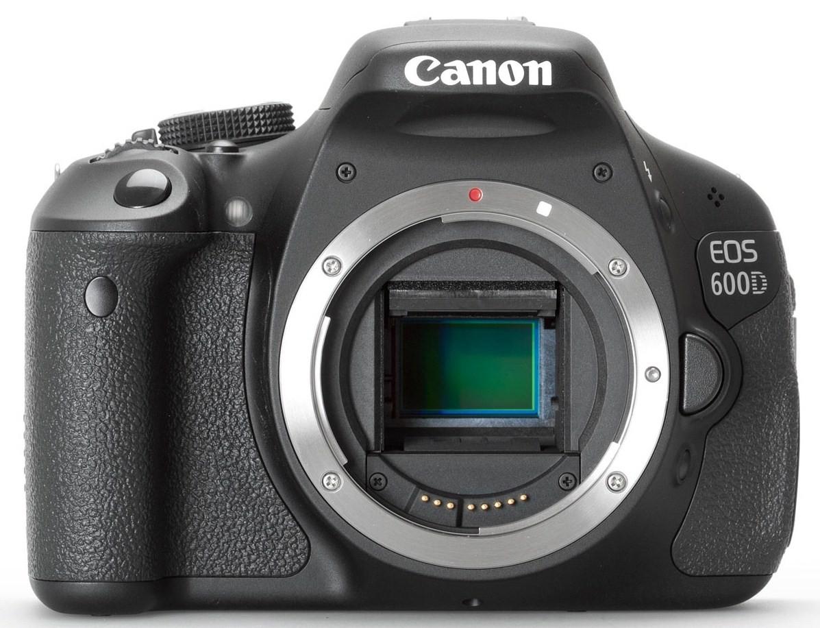 Canon 600D Body On Sale