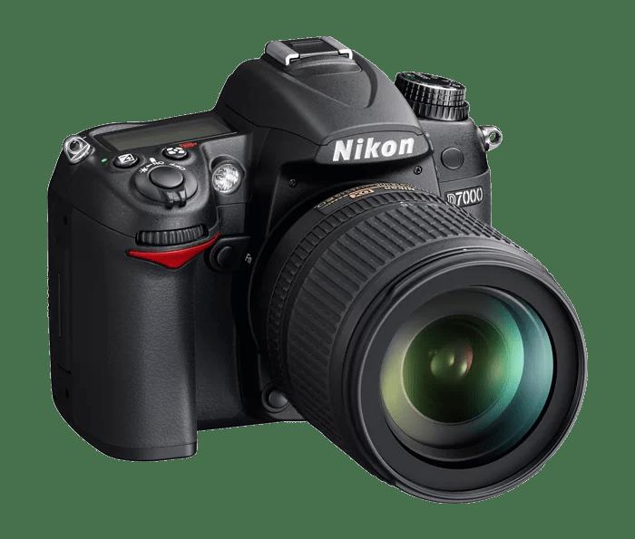 Nikon D7000 DSLR Camera With 18 55mm VR Lens