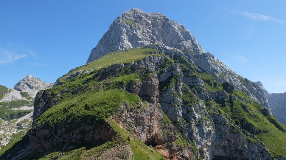 Mangart Slowenien