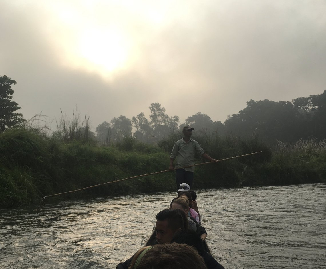 Chitwan Nationalpark
