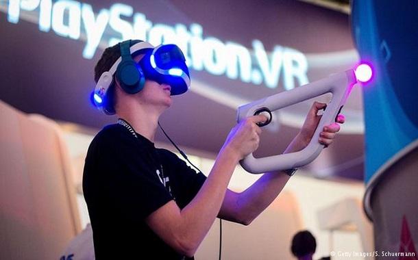 الواقع الإفتراضي أكثر من مجرد تسلية وترفيه