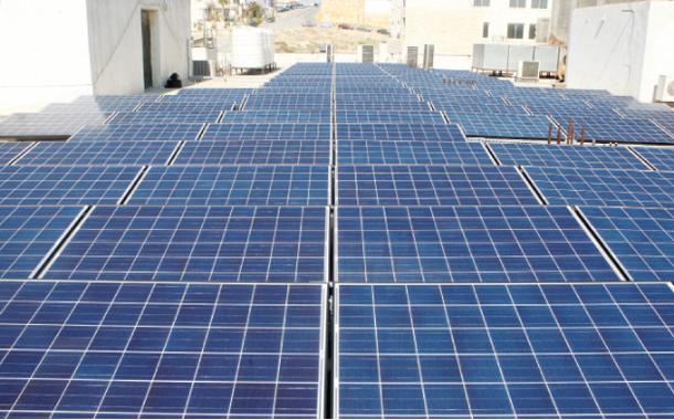 Solar Panels - (Al Ghad)