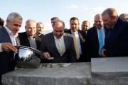 مندوب الملك يضع حجر الأساس لمشروع مركز جمرك عمان