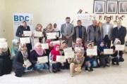 تأهيل 30 ريادية للتشغيل الذاتي في بلدية ديرعلا ومنطقة ضرار بن الازور