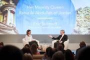 الملكة رانيا: مستقبل جيل كامل من الأطفال على المحك