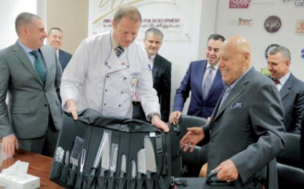 اتفاقية تعاون بين صندوق الملك عبدالله الثاني والإقبال للتطوير العقاري