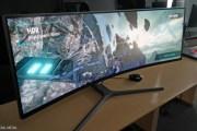 سامسونج تطلق شاشة كمبيوتر بمواصفات غير مسبوقة