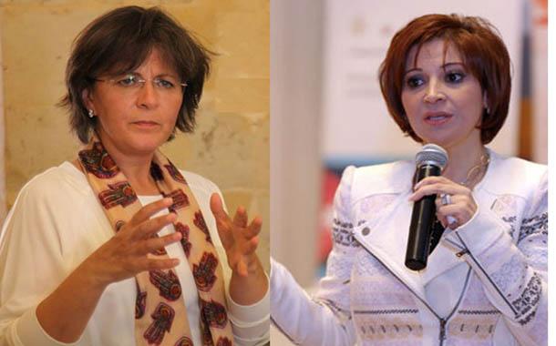 شويكة وعناب ضمن قائمة أقوى 10 سيدات عربيات في القطاع الحكومي