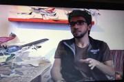 العزب.... موهبة تبدع بصناعة مجسمات الطائرات ثلاثية الأبعاد