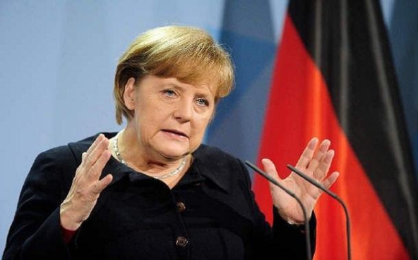 ميركل: الوضع الاقتصادي بالمانيا في2013 أكثر صعوبة