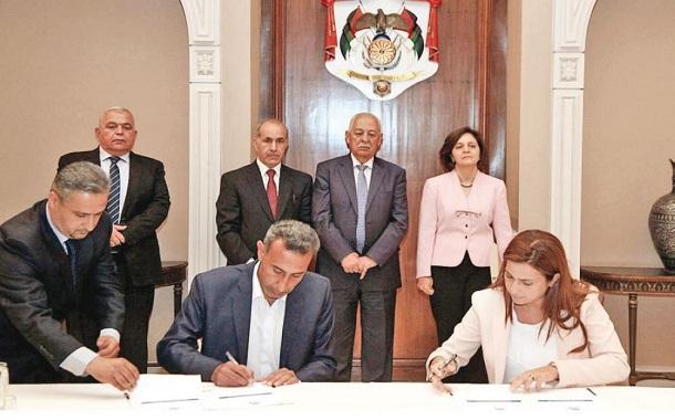 إطلاق المبادرة الملكية لتمكين الأسر ذات الدخل المحدود في عجلون