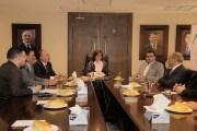 اجتماع يبحث مراحل اصدار بطاقة الاحوال المدنية الذكية