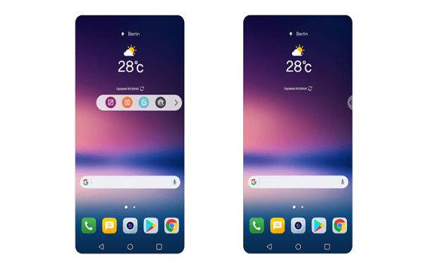 إل جي تكشف عن المزايا الجديدة في هاتفها المرتقب LG V30