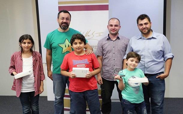 الطفل صهيب المومني إبن التسع سنوات يفوز بمسابقة لبرمجة الألعاب الإلكترونية