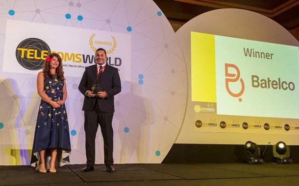 بتلكو تحصد جائزة أفضل مبادرة للأسواق الناشئة وجائزة الابتكار  .... في حفل جوائز (Telecoms World 2017)